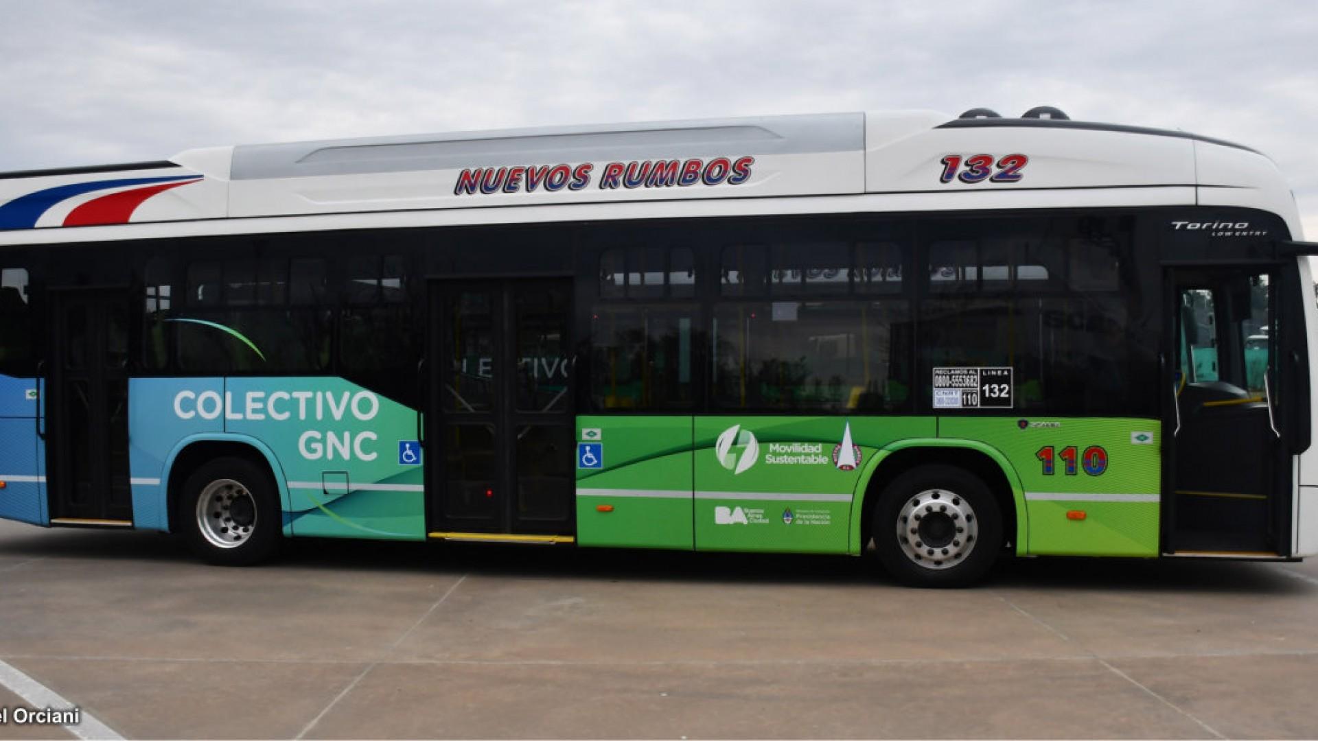 Marcopolo, em Parceria com a Scania, Desenvolve Primeiro Ônibus Urbano Movido a GNV da Argentina